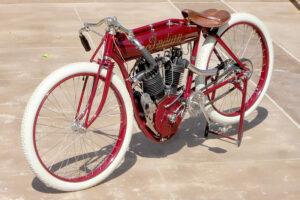 1915 Indian 8 Valve Board Track Racer