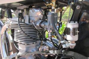 1947 Triumph GP Production Racer
