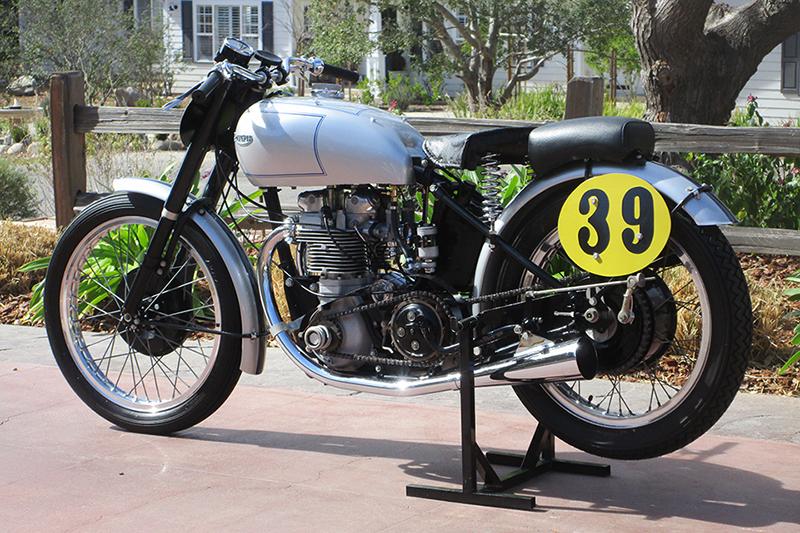 1947 Triumph GP