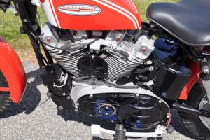 1961 Harley Davidson XLCH Sportster