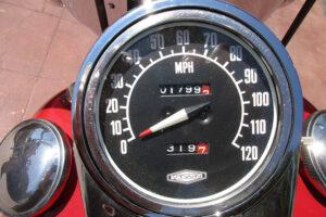 1964 Harley Davidson FLH