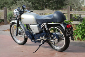 1966 Velocette Thruxton
