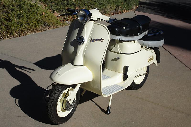 1967 Laverda Mini Scooter