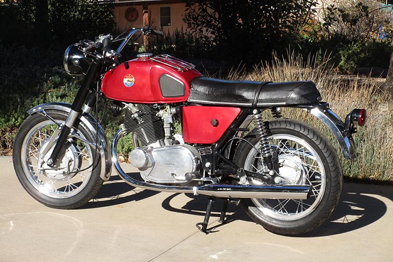1969 American Eagle 750
