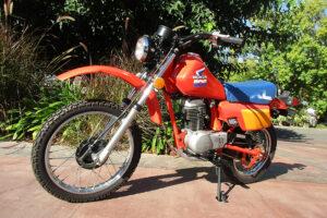 1985 Honda XL80S