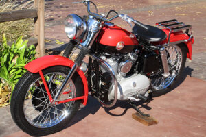 1957 Harley Davidson XL Sportster 3100