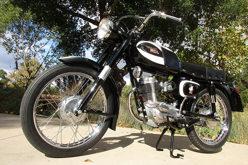 1963 Moto Morini Corsaro