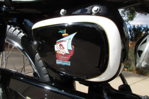 1963 MotoMorini Corsaro
