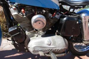 1957 Harley Davidson XL Sportster - Original Paint