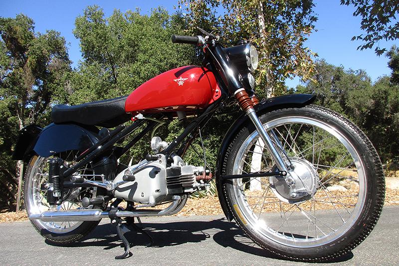 1958 Rumi Tipo Sport